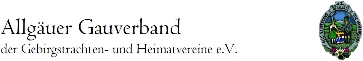 Allgäuer Gauverband Logo